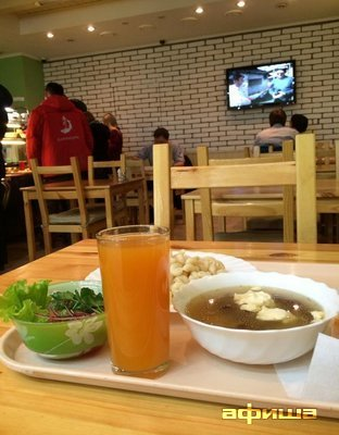 Ресторан Овсянка - фотография 1
