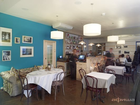 Ресторан Квартира №55 - фотография 12