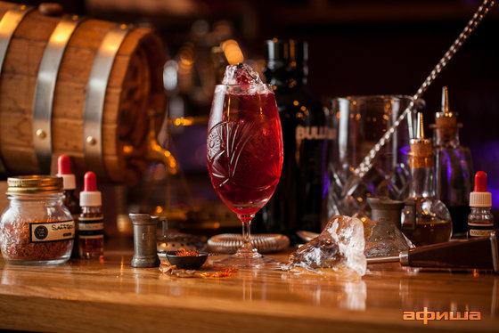 Ресторан Gin Tonic Bar - фотография 3