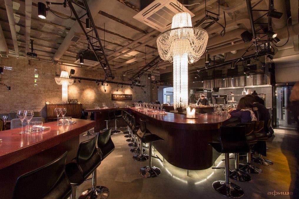Ресторан Big Wine Freaks - фотография 8