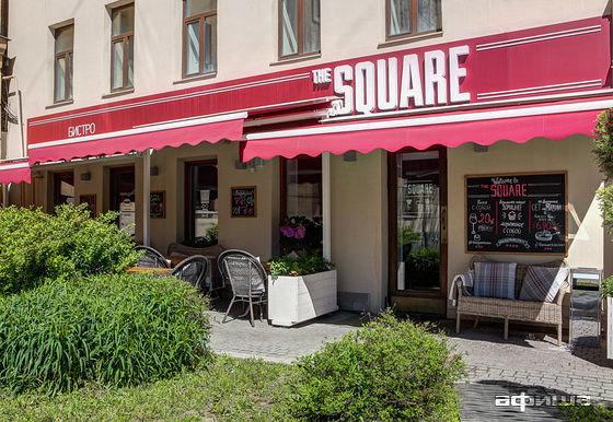 Ресторан The Square - фотография 26