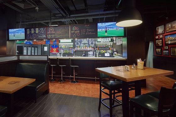Ресторан Fan Zone - фотография 14