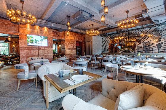 Ресторан Медь - фотография 8