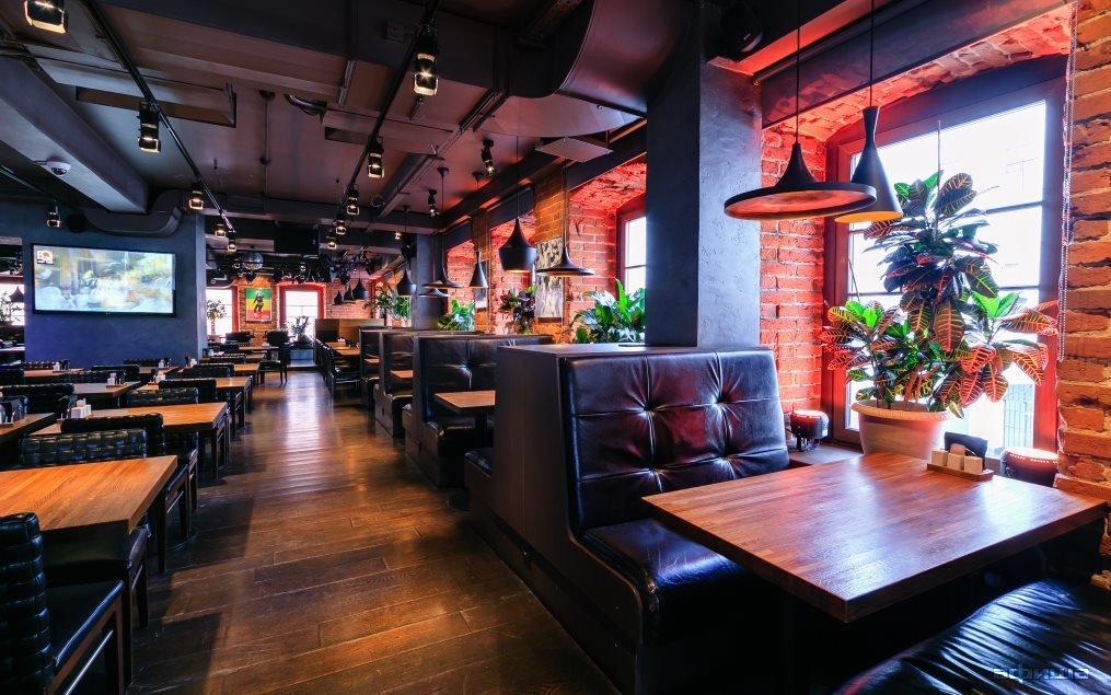 Ресторан Bar BQ Café на Пятницкой - фотография 22