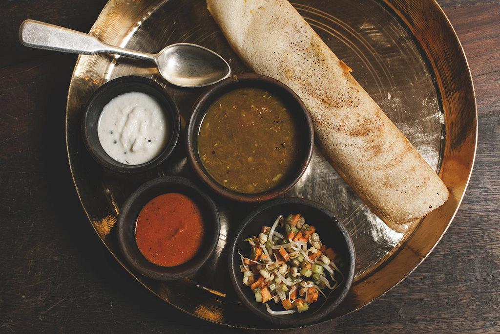 Ресторан Moscow — Delhi - фотография 1