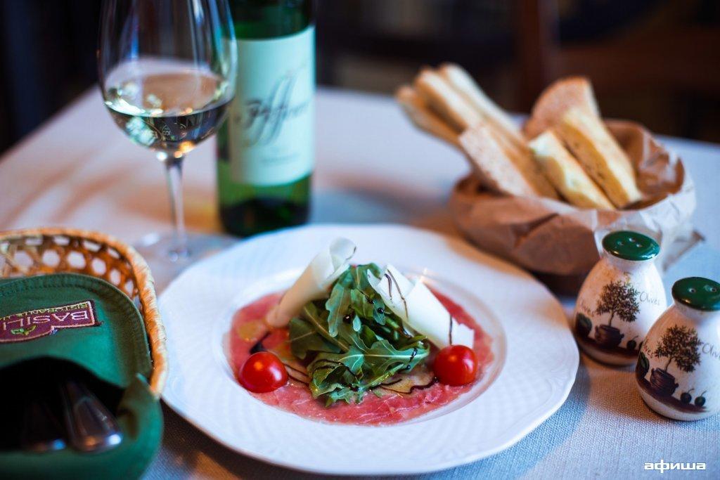 Ресторан Basilico - фотография 4