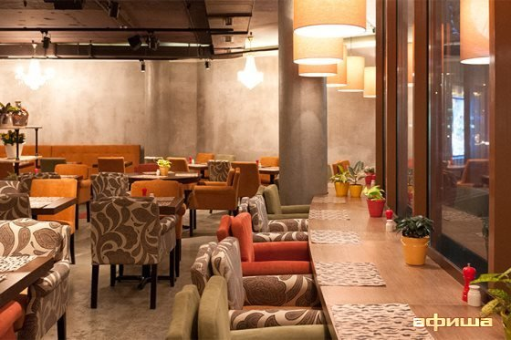 Ресторан Saperavi Café - фотография 3