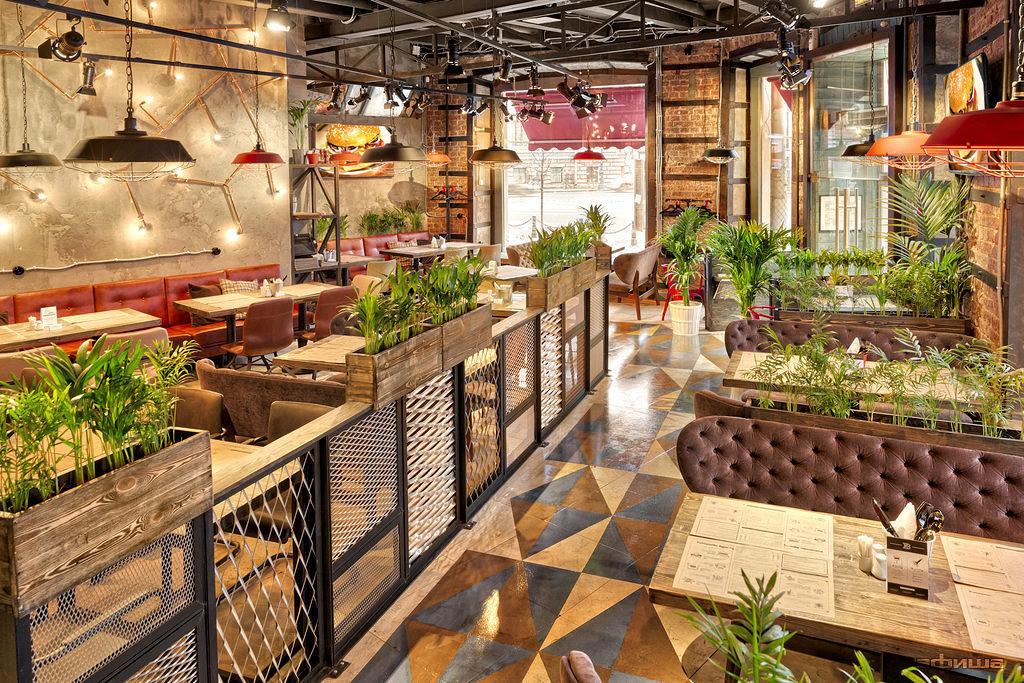 Ресторан Ketch Up Burgers - фотография 1