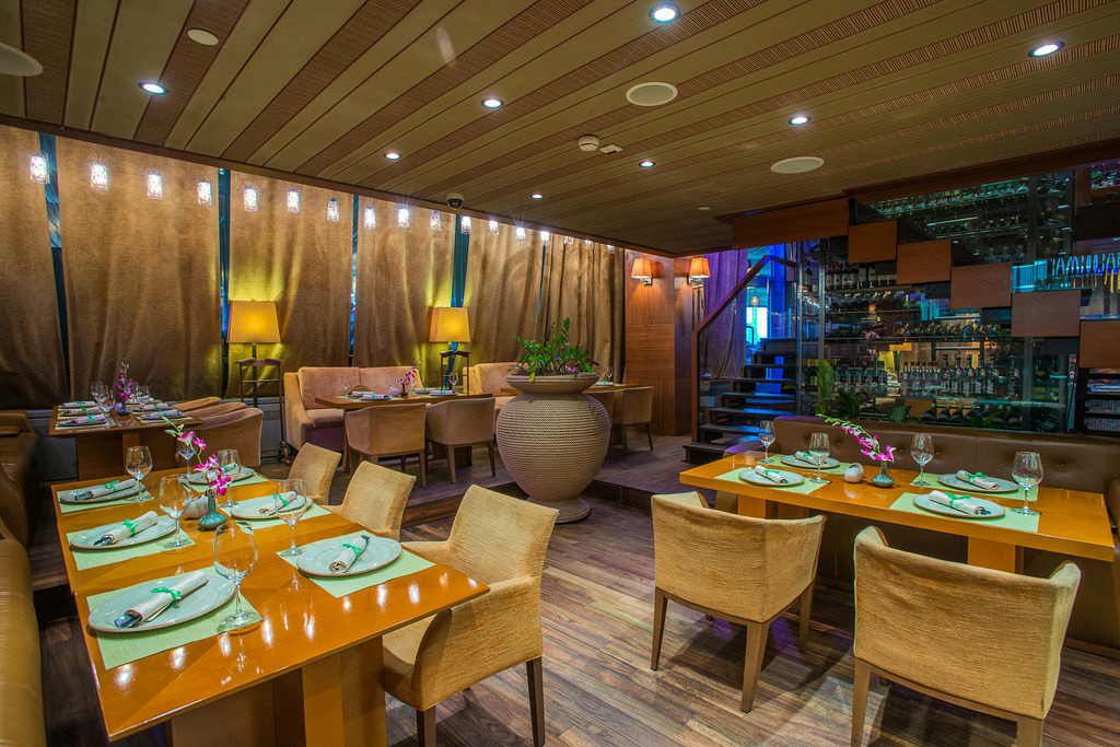 Ресторан Bamboo.Bar - фотография 22