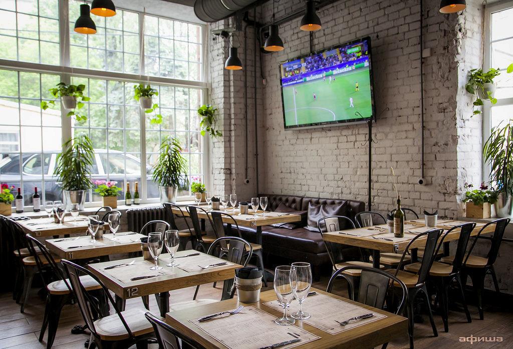 Ресторан Хлеб и вино - фотография 17