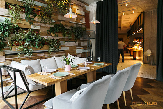 Ресторан Bon app café - фотография 5