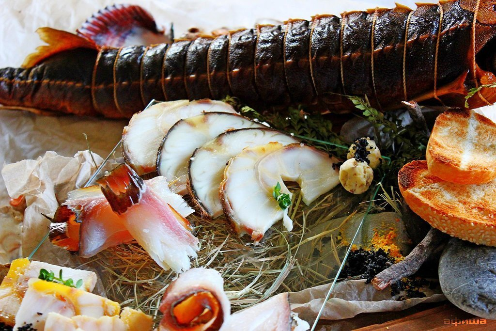 Ресторан Баран-рапан - фотография 7