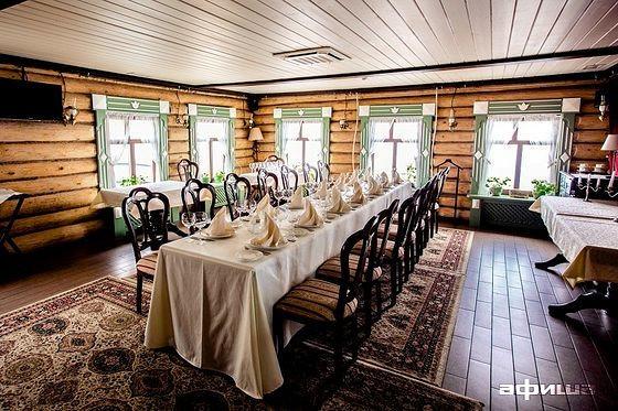 Ресторан Татарская усадьба - фотография 18