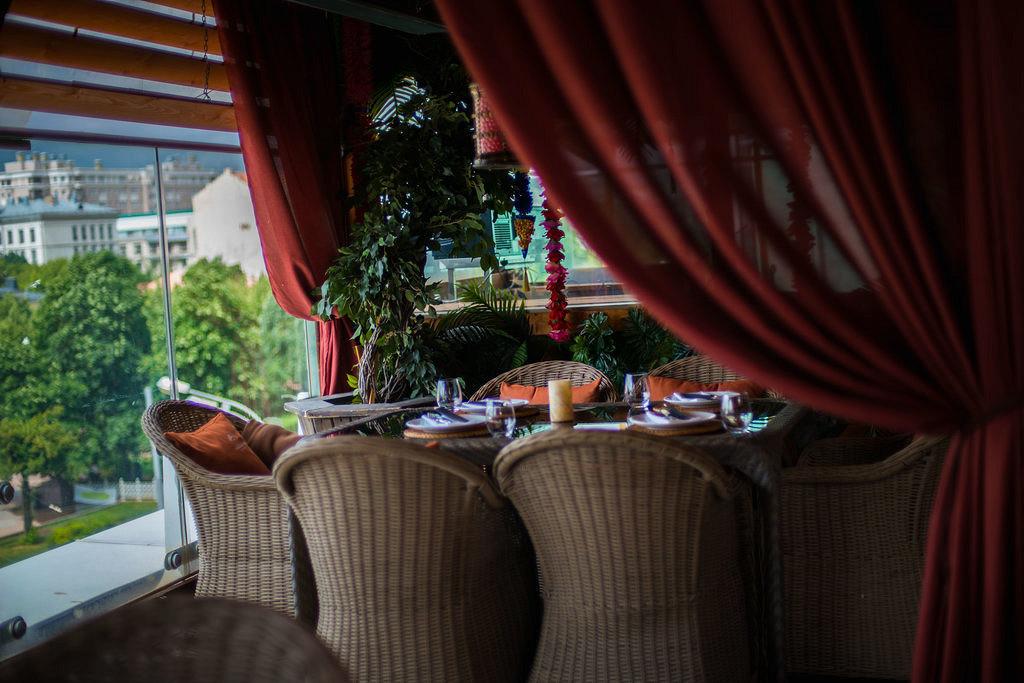 Ресторан Buddha Bar Moscow - фотография 22