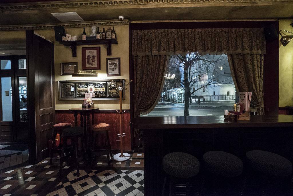 Ресторан Cross Keys Pub - фотография 3