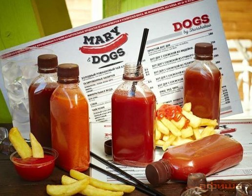 Ресторан Mary & Dogs - фотография 3