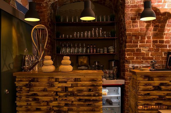 Ресторан The Chill - фотография 8