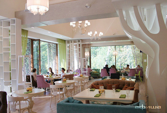 Ресторан Густав Кафо - фотография 2