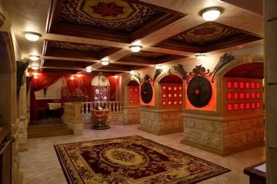 Ресторан Замок огня - фотография 10