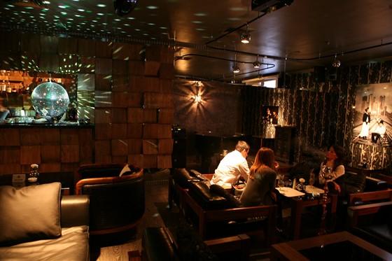 Ресторан Andreas - фотография 11 - Зал Караоке