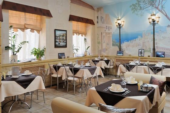 Ресторан Mediterra - фотография 4