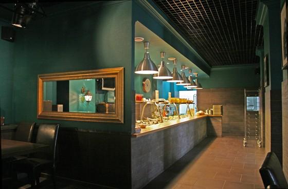 Ресторан Станция Савеловская - фотография 3