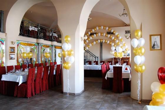 Ресторан Pont Eiffel - фотография 15