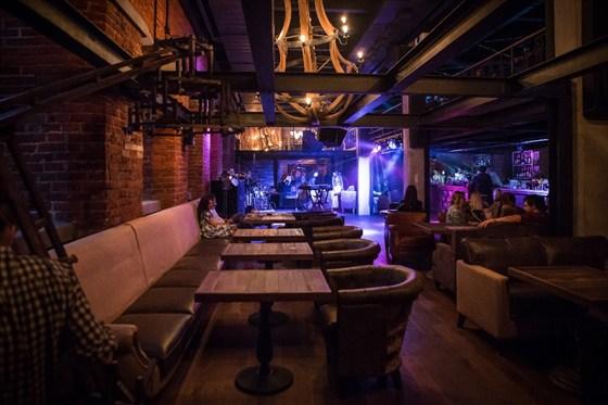 Ресторан Гороховое поле - фотография 1