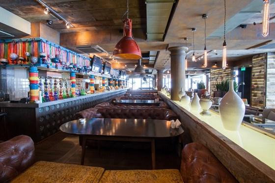 Ресторан Тапчан - фотография 11 - Обновленный  Тапчан!