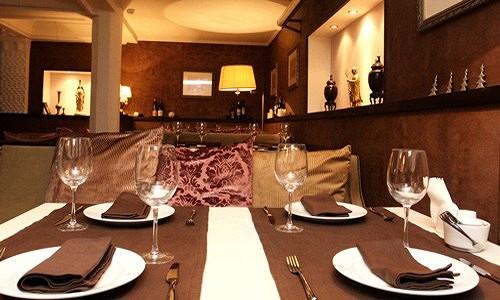 Ресторан Арабика - фотография 4 - Уникальное место со столетней историей и насыщенной жизнью современного культурного центра.
