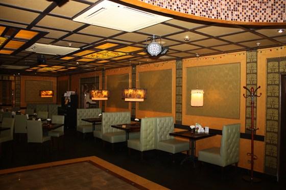 Ресторан Мидори - фотография 12 - Зал европейской и русской кухни