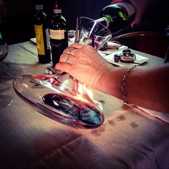 Ресторан Vino di vino - фотография 11 - Vino di Vino