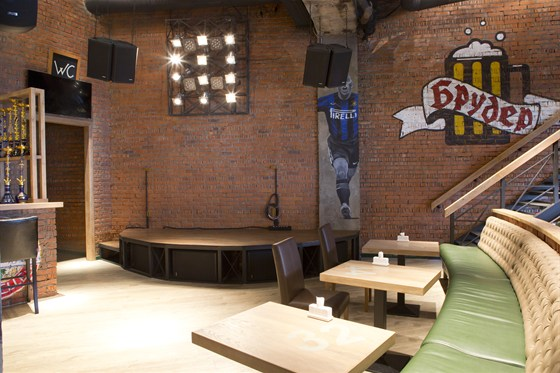 Ресторан Брудер - фотография 13