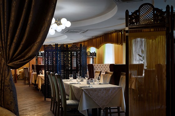 Ресторан Неглинный верх Café & Grill - фотография 1