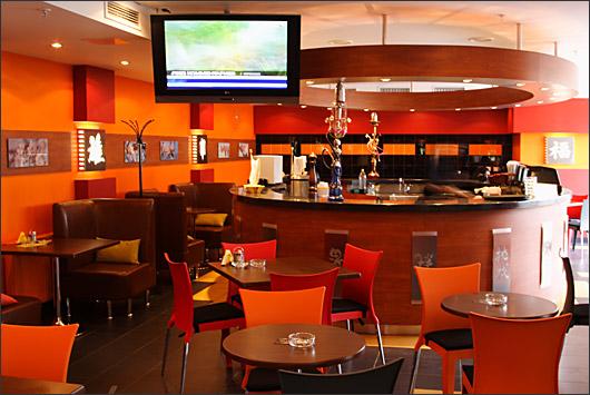 Ресторан Дирижабль - фотография 1