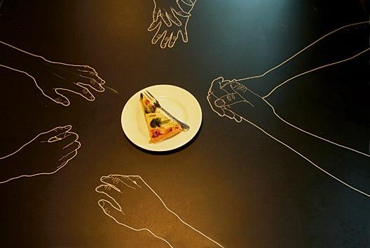 Ресторан Кафе Студии Артемия Лебедева - фотография 10