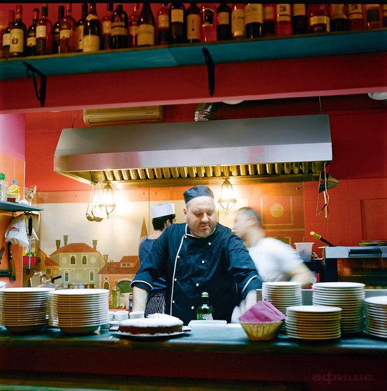 Ресторан Little Italy - фотография 22