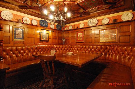 Ресторан Molly Gwynn's - фотография 8
