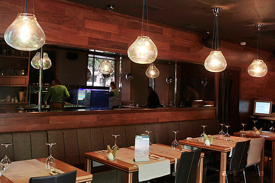 Ресторан Meltcer Fish House - фотография 3