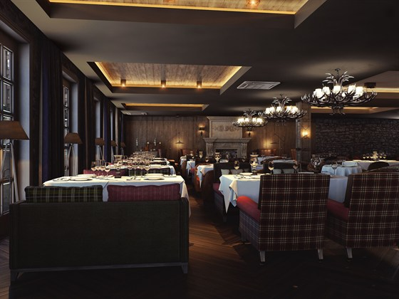 Ресторан Red Fox - фотография 20