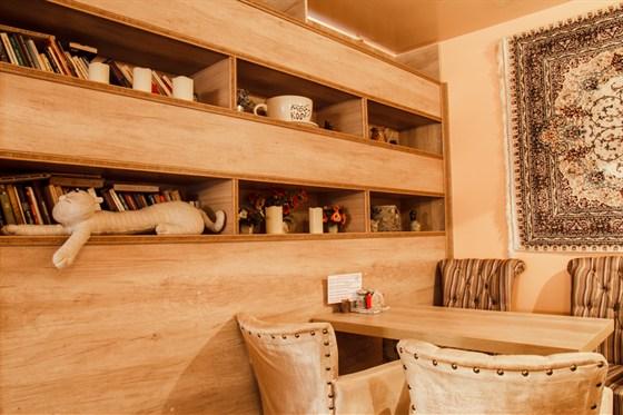 Ресторан Мой кофе - фотография 4 - Турецкий зал