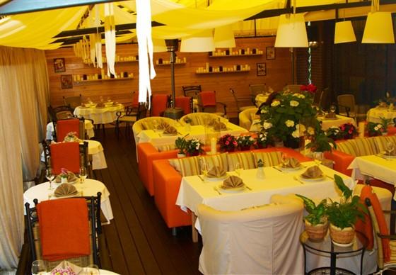 Ресторан Альпийская терраса - фотография 14