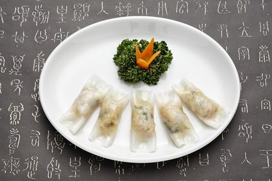 Ресторан Китайский квартал - фотография 16 - Паровые дим-самы по-гуандунски.