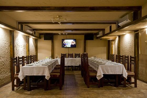 Ресторан Семейный очаг - фотография 10