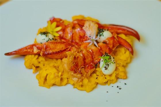 Ресторан Золотой - фотография 27 - летние блюда