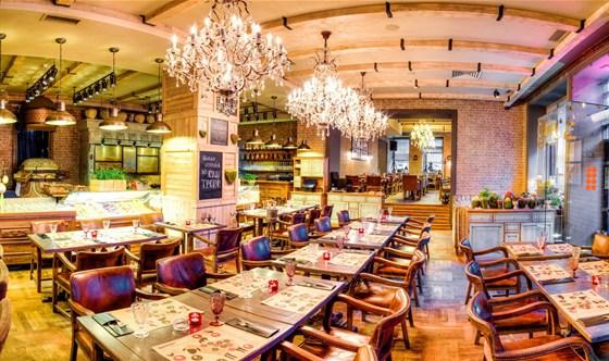 Ресторан Lookcafé - фотография 24