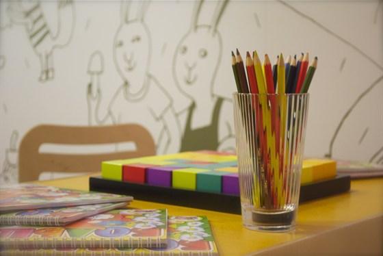 Ресторан Щислива - фотография 24 - Детская комната