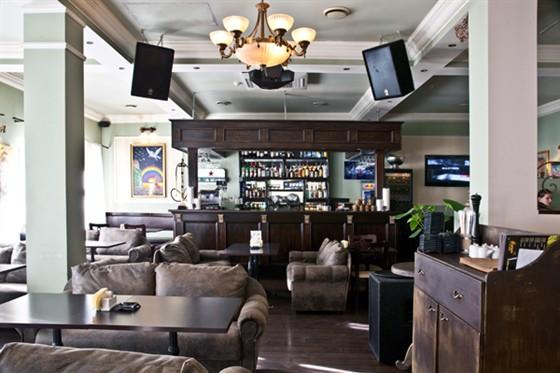 Ресторан Мед - фотография 6 - 2й этаж