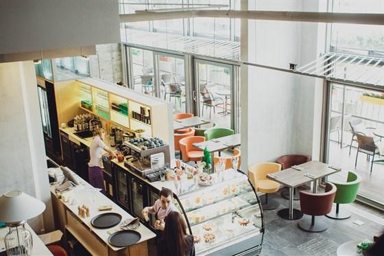 Ресторан Ribambelle Green - фотография 5