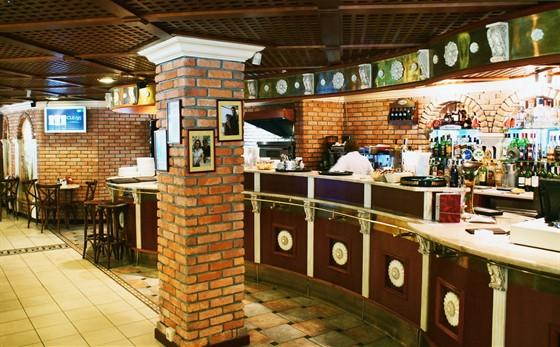 Ресторан Benvenuti - фотография 2 - Бенвенути, ресторан итальянской кухни. АВК Домодедово
